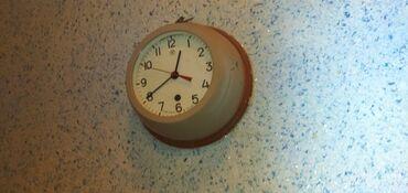 Антикварные часы - Азербайджан: Gəmi saati SSR.acari var