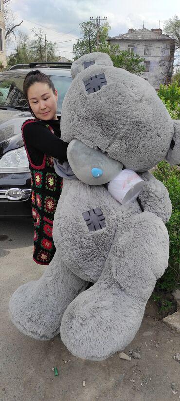 Мишки панда размер 160 см   большие качественные мишки по доступным ц