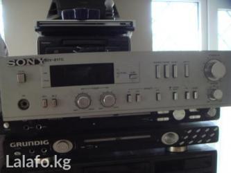 Продаю свою аудиотехнику: в Бишкек
