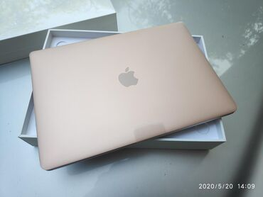 Ноутбуки в Кыргызстан: MacBook Air 2018, Retina, 13-inch// процессор 1,6 GHz Intel core i5