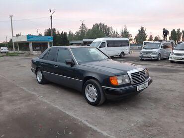 двигатель мерседес 124 2 3 бензин в Кыргызстан: Mercedes-Benz 230 2.3 л. 1991 | 230000 км