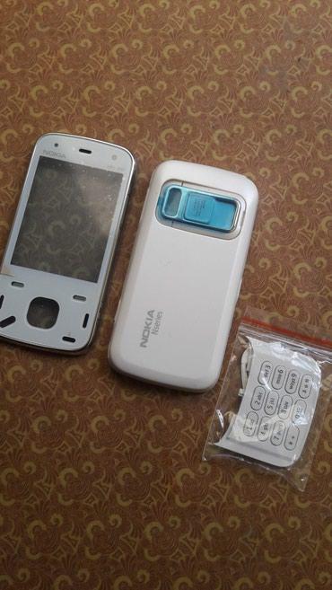 Корпус новый на Nokia N86! полный комлект в Бишкек