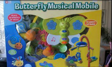 детские игрушки 3 в Кыргызстан: Продаю мобиль детский в хорошем состоянии брали в детском мире за