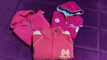 Ostala dečija odeća | Jagodina: Duks i dva prsluka, velicina 6, sve za 450 din