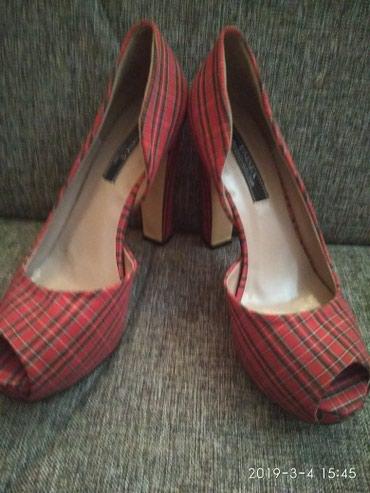 Туфли женские ,размер 38. В идиальном состояние.Цена 500 сом. в Novopokrovka