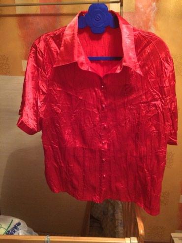 блузку-белого-цвета в Кыргызстан: Продаю женскую блузку новая в отличном состоянии производсво