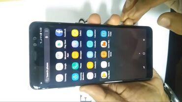 audi a8 3 tdi - Azərbaycan: İşlənmiş Samsung Galaxy A8 Plus 2018 64 GB qara