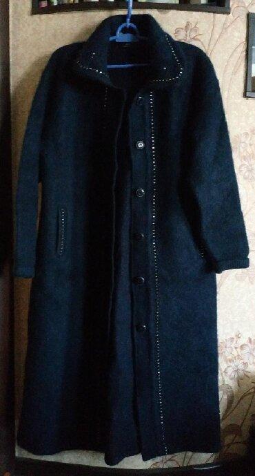 платье ангора софт батал в Кыргызстан: Кардиган пальто, толстый мохер, в новом состоянии, разм 52-54