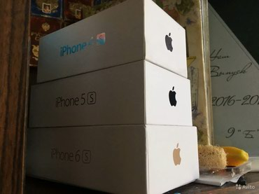 Iphone 7 128gb,7+ 64 gb,6,6s 64gb в Бишкек