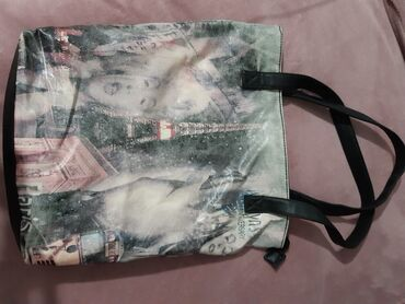 Bez torbica - Srbija: SET torbi. Prelepa torba (Merlin Monro) efekat izbledelosti. bez