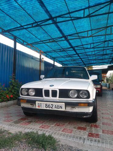 Ак барс бишкек - Кыргызстан: BMW 3 series 1.8 л. 1987 | 12345 км