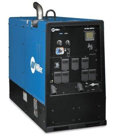 Arqon qaynaq aparati - Азербайджан: Qaynaq aparati Miller Big Blue 500pro 500 amper cərəyan şiddətinə mal