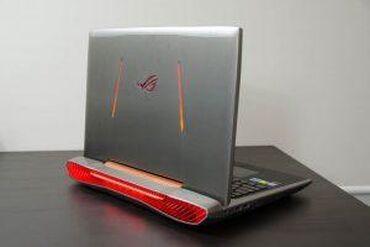 Обменяю игровой ноутбук asus g752vs на ультрабук Asus, HP, Acer
