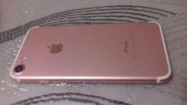 Iphone7 128gb pink gold