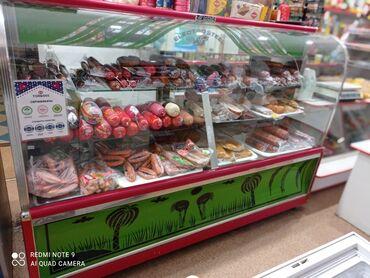 витринный холодильник купить в Кыргызстан: Продается витринный холодильник в хорошем состоянии