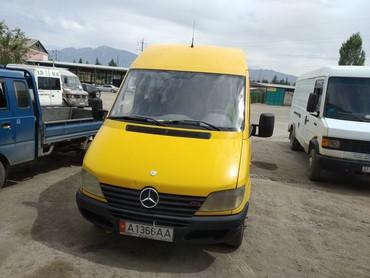 Mercedes-Benz в Кызыл-Кия: Mercedes-Benz 2.2 л. 2001 | 222222 км