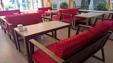 Комплект мебели для ресторанов и кафе в Бишкек