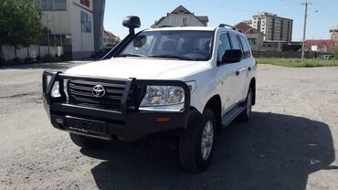 Toyota Land Cruiser 4.5 л. 2012 | 56 км
