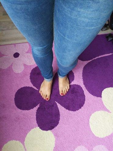 женские джинсы 26 размер в Кыргызстан: Джинсы средней посадки на размер 26-27