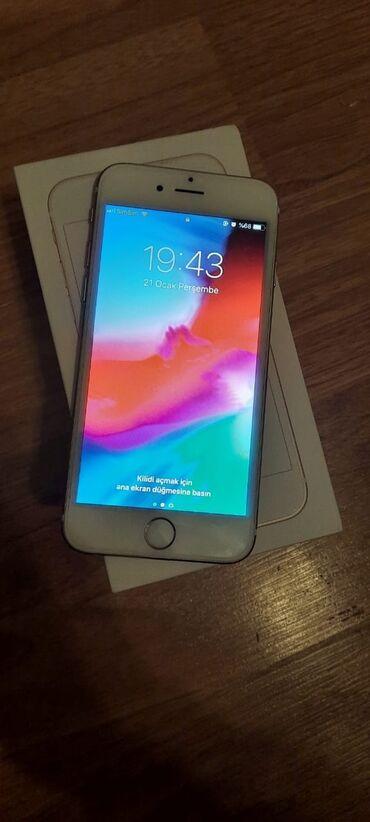 iphone qablari - Azərbaycan: IPhone 6 32 GB Qızılı