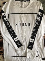 fonarik qollu donlar - Azərbaycan: Black Squad t-shirt qollu