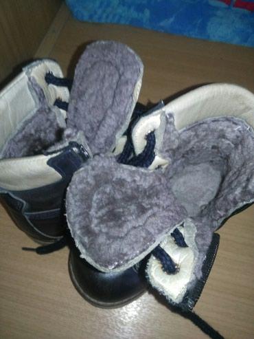 Зимние ботинки. Ортопедические, в Бишкек