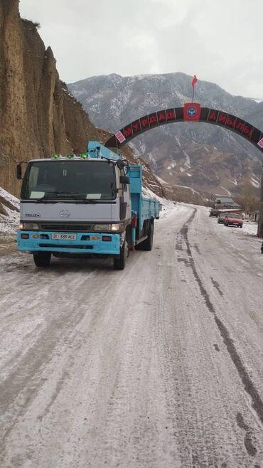 Клексан ош - Кыргызстан: Манипулятор-кран (услуги) Манас  Город Ош