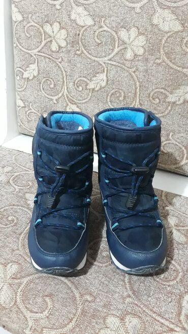 кроксы детские купить в Кыргызстан: Детская обувь в идеальном состоянии носили только 4-5раза .Отдам за