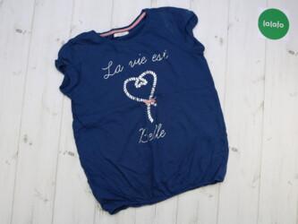 Топы и рубашки - Синий - Киев: Детская футболка Cool Club    Длина: 55 см Пог: 45 см  Состояние хорош