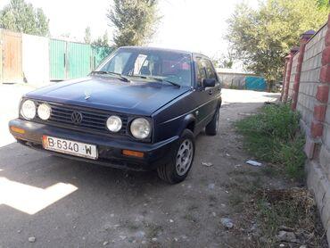 Volkswagen в Кыргызстан: Volkswagen Golf 1.8 л. 1991