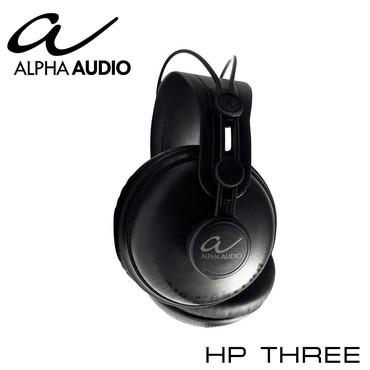Наушники мониторные Gewa Alpha Audio HP Three close в Бишкек