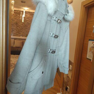 yer sumlayan - Azərbaycan: Forever markasindan 38razmer trap palto.Turkiyeden alinib.Az