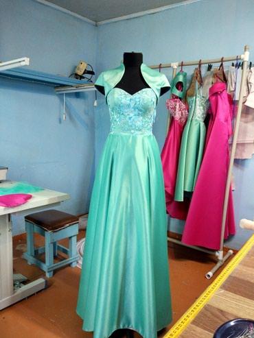 Продается новое длинное платье по в Бишкек