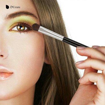 Jaf make up set +gratis futrola. Jaf set make up cetkica.  prirodna d - Beograd
