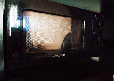 Продаю! Микроволновуя печь.Daewoo.Состояние: хорошее.Ширина:42