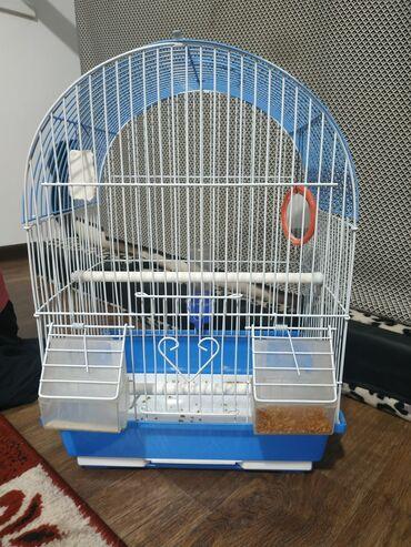 Животные - Дачное (ГЭС-5): Продаю клетка для попугай