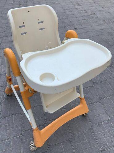 10678 объявлений: Стульчик/кресло для кормления детей, в отличном состоянии