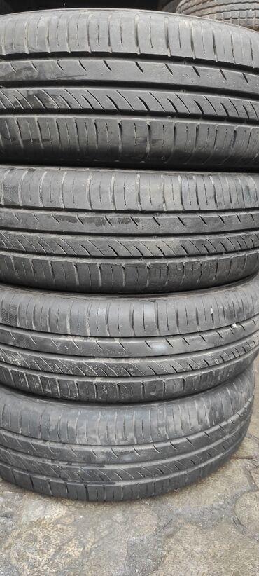 купить диски для машины в Кыргызстан: В продаже летняя резина фирма kumho(китай)размер 175/65/14состояние