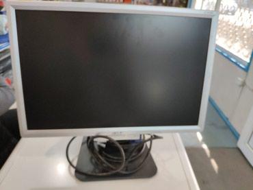 Продается  б.у монитор acer,2500 сом.6 мкр в Бишкек - фото 3