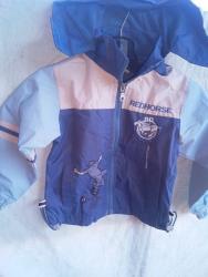 Decija jakna - Pozarevac: Decija jaknicatanka je