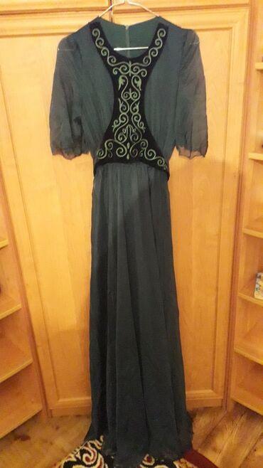 продается дом кара балте рассрочку in Кыргызстан   КУПЛЮ ДОМ: Продаю новое шёлковое платье изумрудного цвета стандарт .В живую