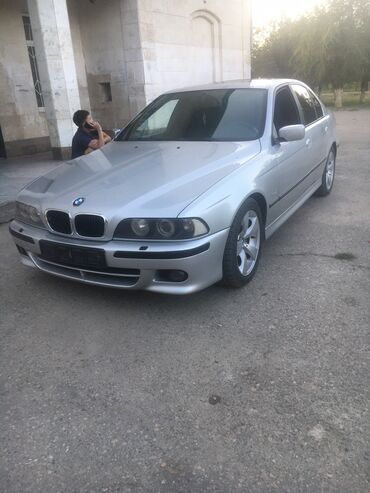 автомобильные шины бу в Кыргызстан: BMW 5 series 2.5 л. 2003