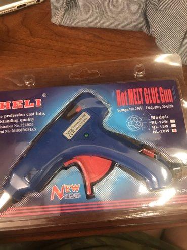 Клеевые пистолеты - Кыргызстан: Новый пистолет! для подделок! склеивания! ! купила за 550, отдам за