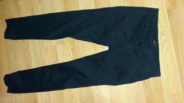 Pantalone-boja - Srbija: Zenske legend pantalone teget boja velicina 29