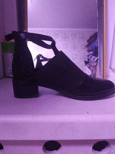 черное платье размер 38 в Кыргызстан: Туфли размер 38 1500с