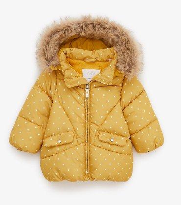 Куртка на весну-осень Zara kids оригинал. Размеры: 6 месяцев, 1 год, 1