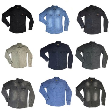 Мужская одежда в Кок-Ой: Мужские рубашки. AN1400