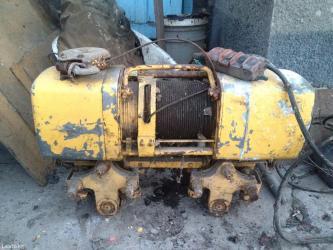 Продаю Электро-тельфер новый! в Бишкек