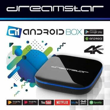 android tv в Азербайджан: Android tv Box Dreamstar Dreamstar Android Box-Android