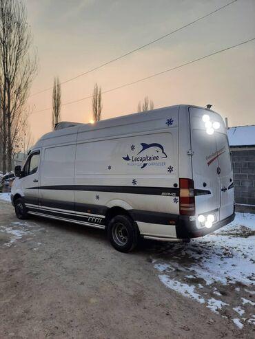купить боковое стекло на спринтер в Кыргызстан: Mercedes-Benz Sprinter 2.7 л. 2012 | 321225 км